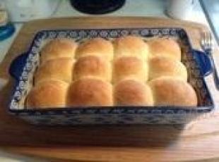 Buttery Yeast Rolls Recipe