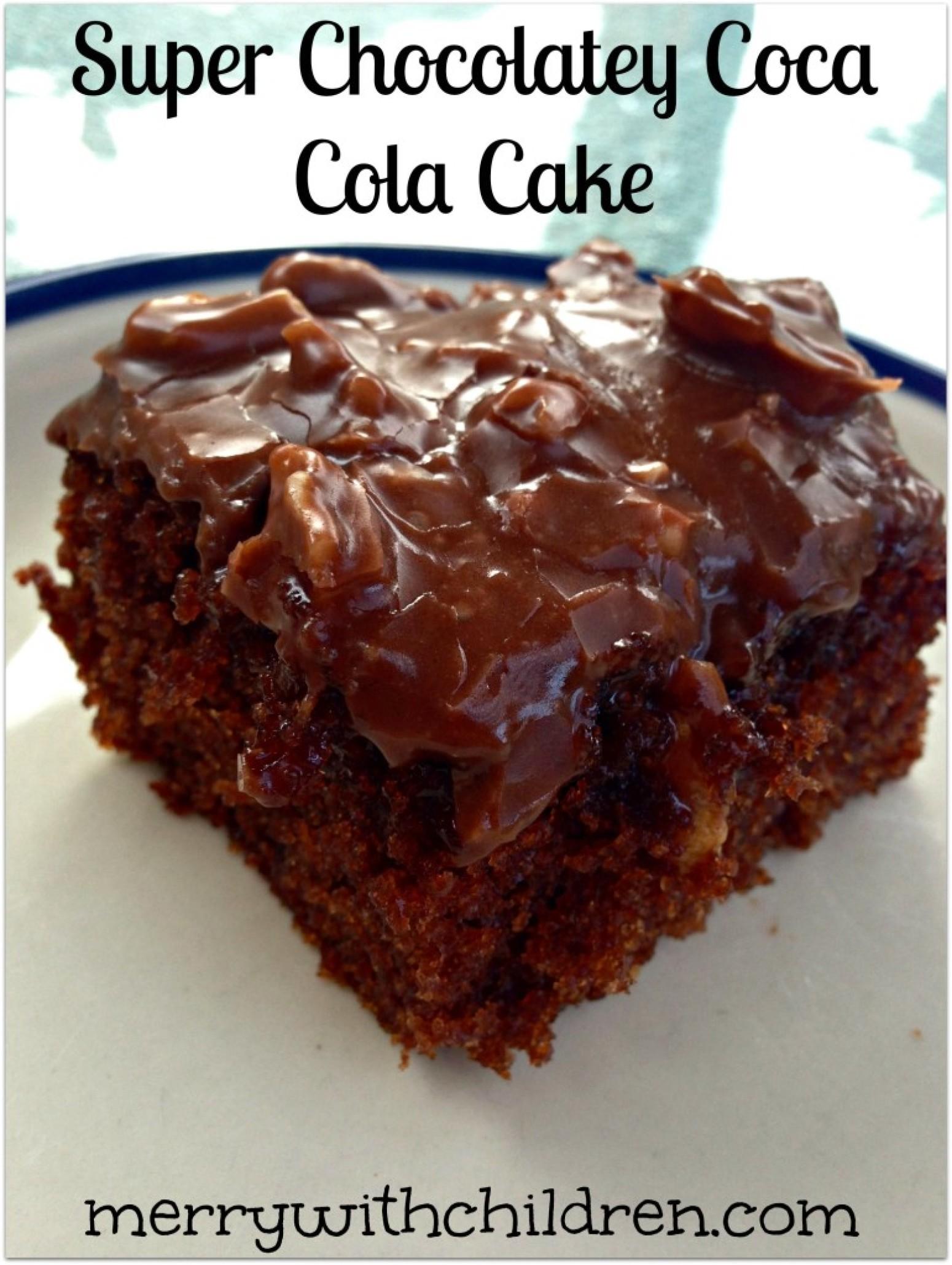 My Recipes Coca Cola Cake