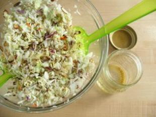 Abuelita's California Coleslaw Recipe