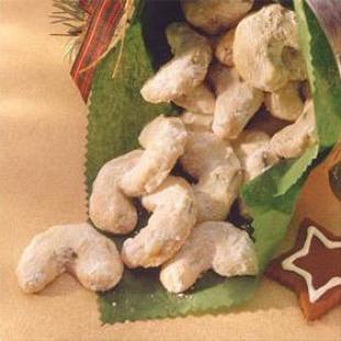 Pistachio Moon Melts Cookies Recipe