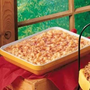 Deluxe Macaroni 'n' Cheese Recipe