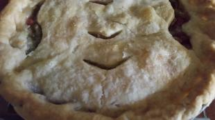 Another Spring Pie By Grandma
