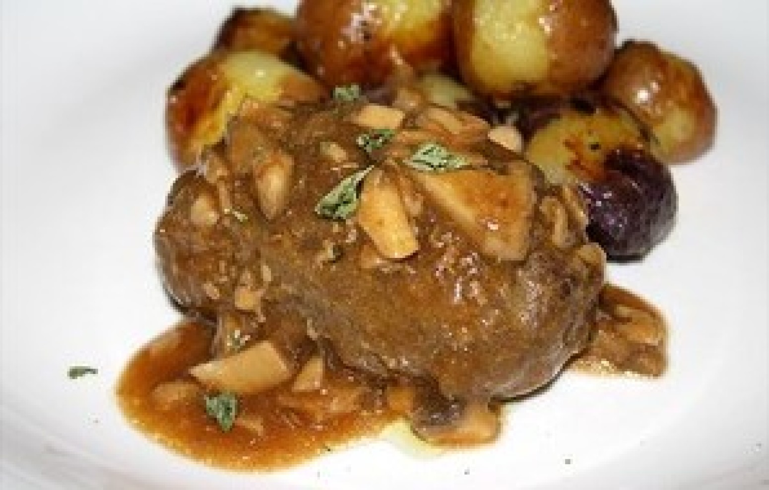 Awesome Beef Patties With Mushroom Gravy Recipe | Just A Pinch Recipes