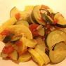 Zesty Zucchini and Squash Side Dish Recipe