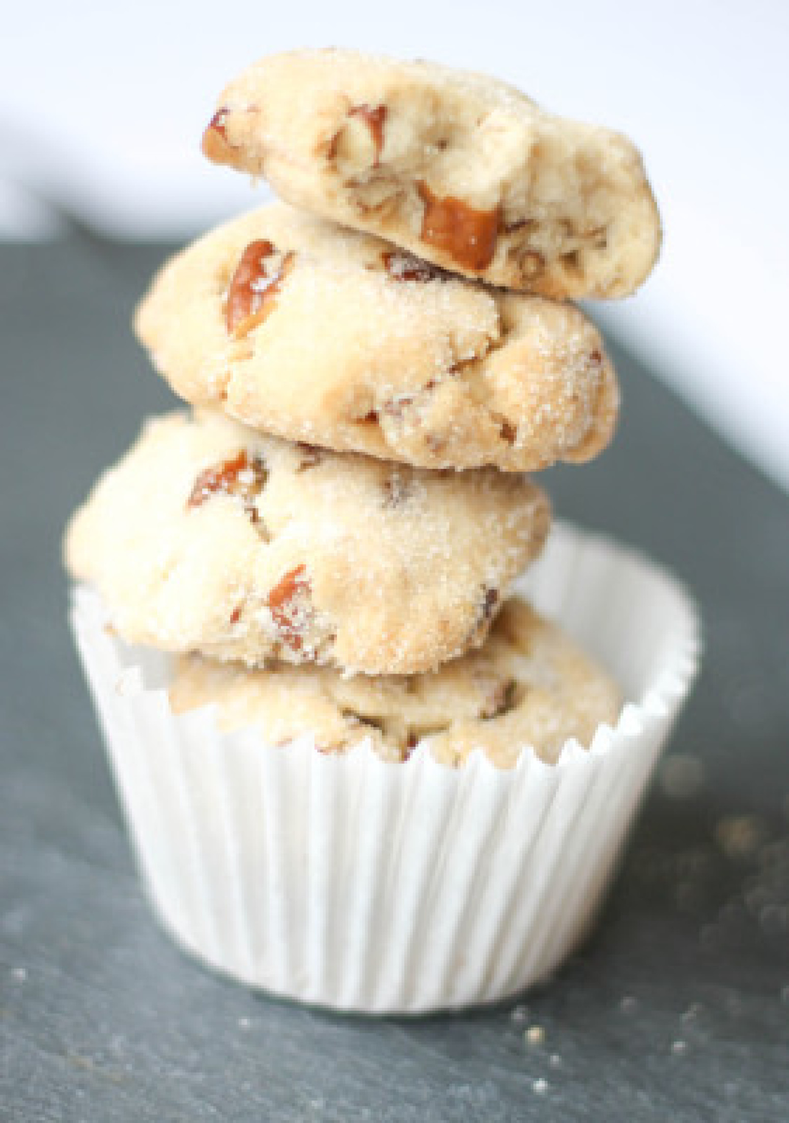 Butter Pecan Cookies for Tea Time Recipe | Just A Pinch ...