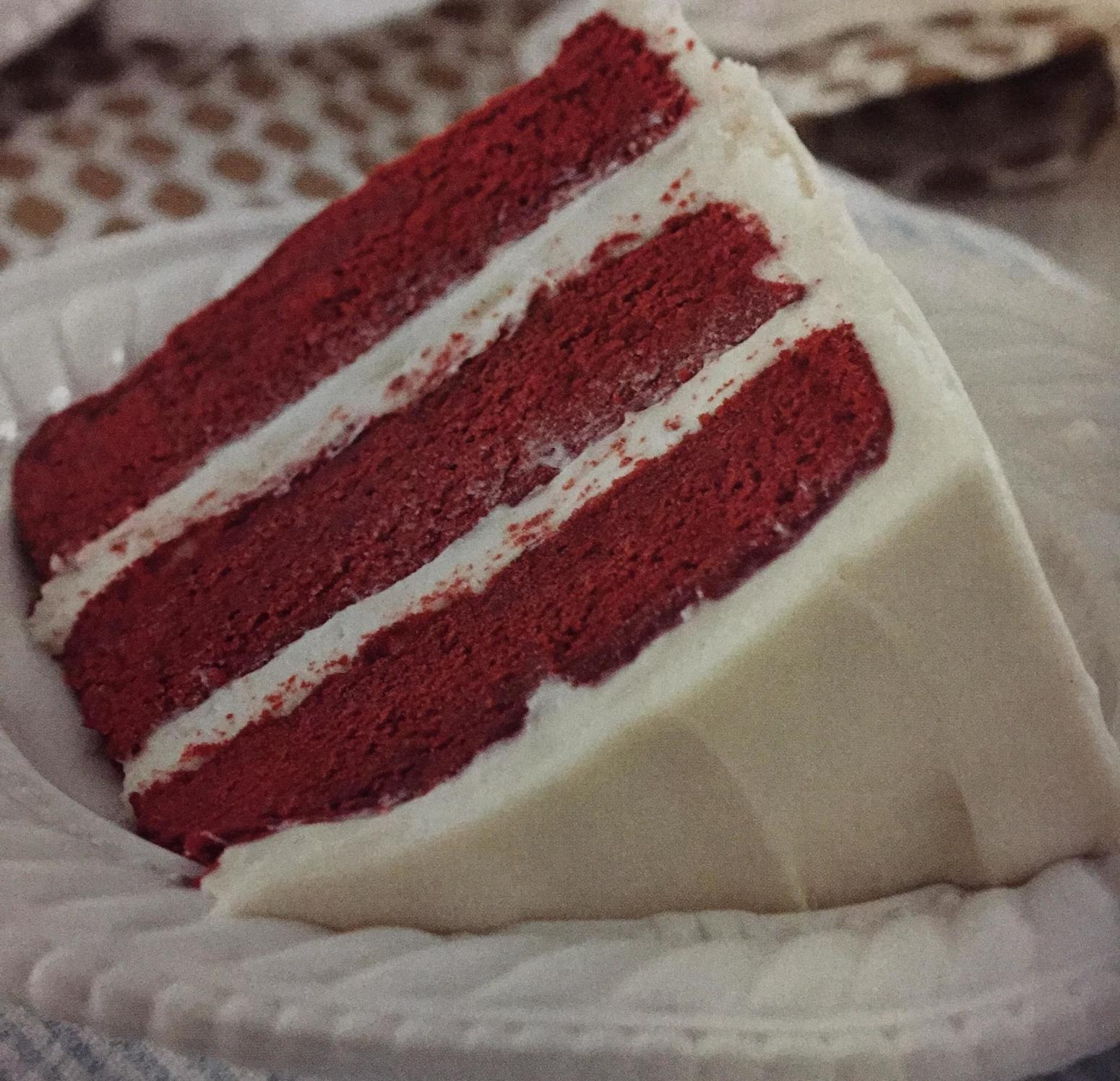 Old Fashioned Red Velvet Cake Recipe From Scratch