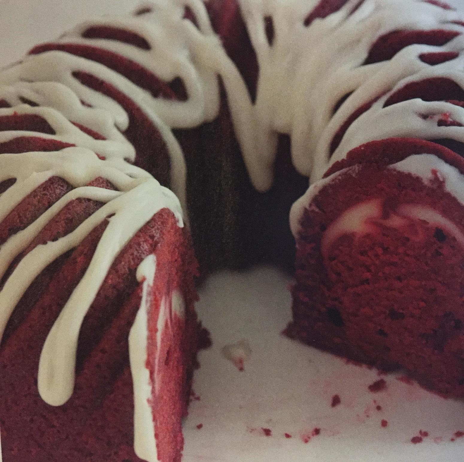 Red Velvet Cake Mom Blog