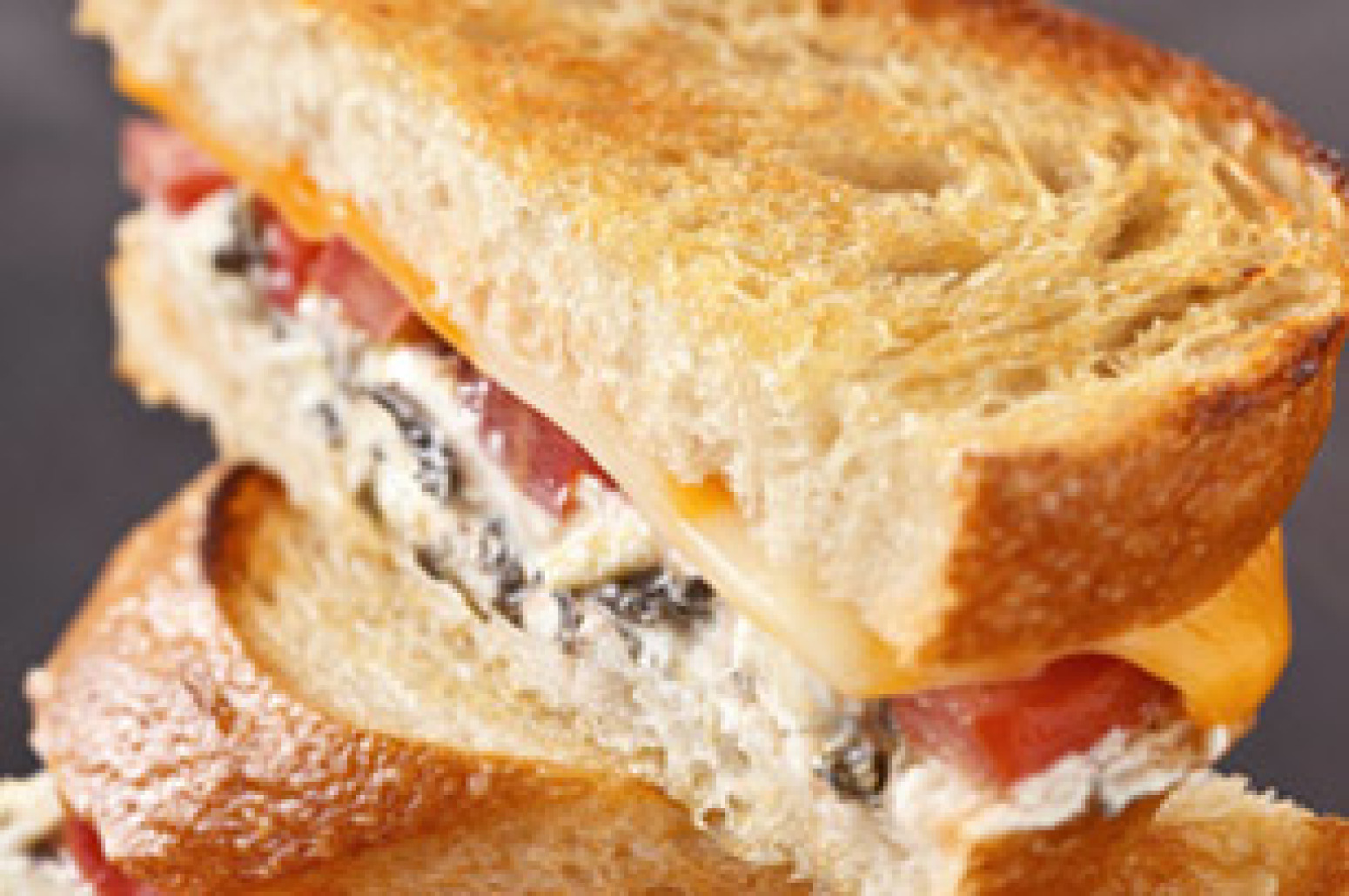 Spinach & Artichoke Grilled Cheese Sandwich Recipe 2 ...