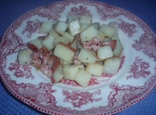 Scrumptious Oven Roasted Potatoes Recipe