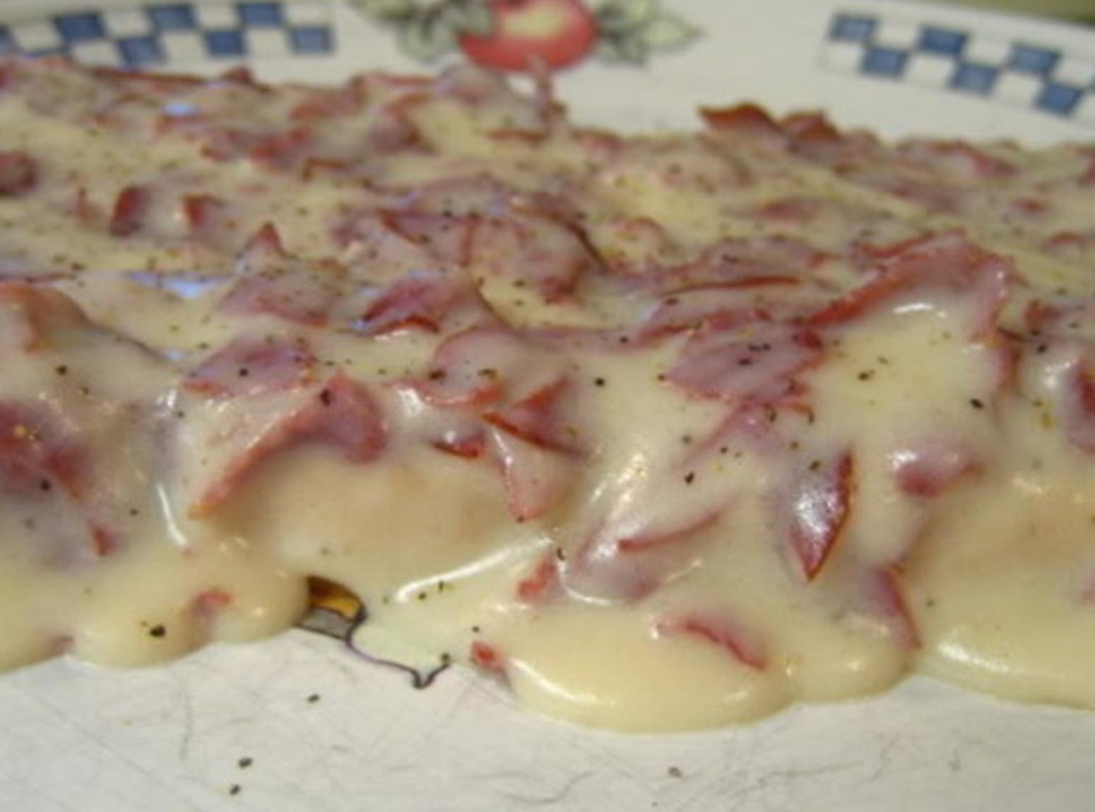 Creamed Dried Beef (or SOS) Recipe