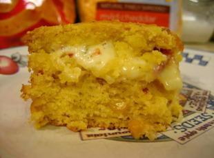 Cheesey Cornbread Recipe