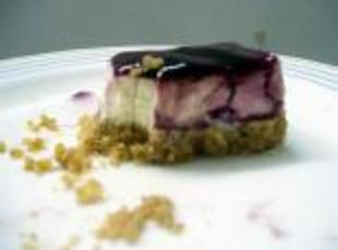 Blueberry Cream Cheesecake Recipe