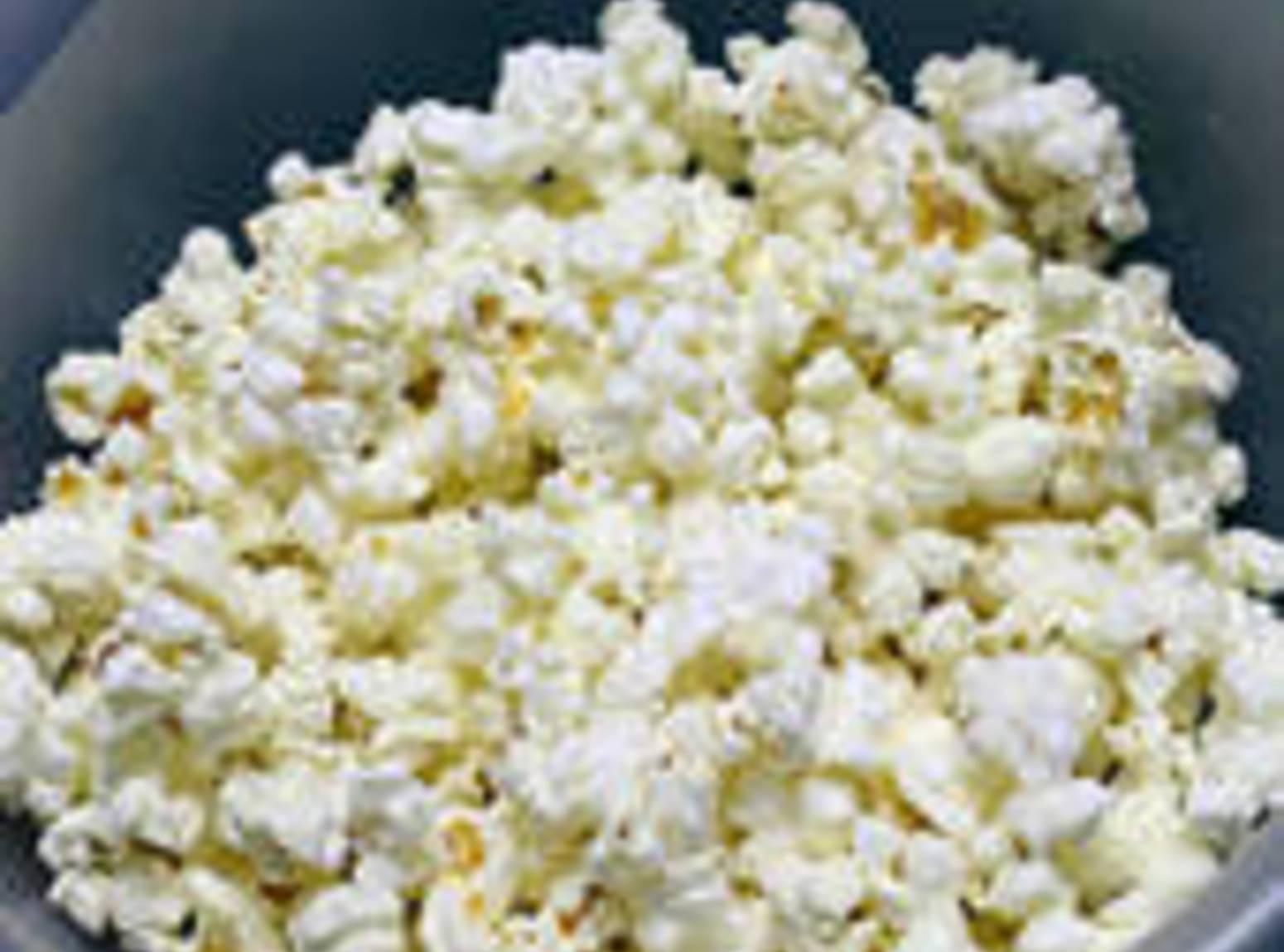 Candy coated Popcorn Recipe