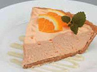 Orange Dreamsicle Pie Recipe