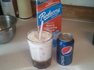 Soda creams Recipe