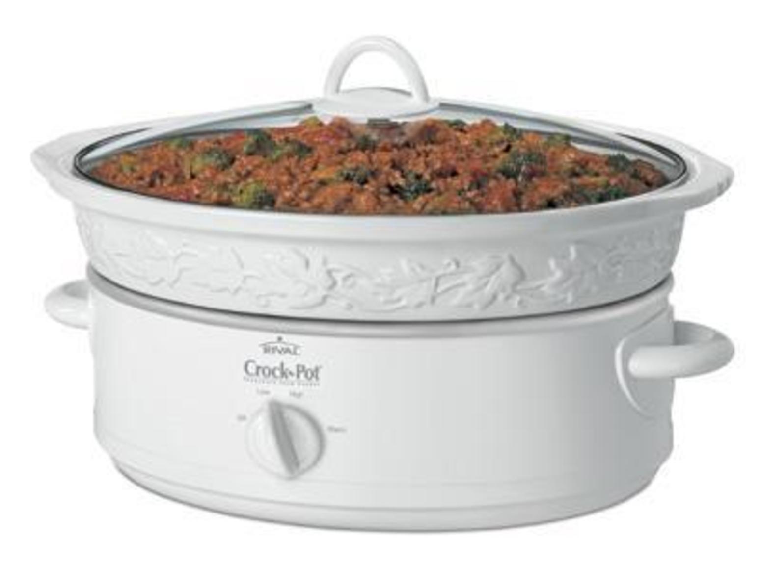 Crock Pot - Raspberry Balsamic Glazed Meatballs Recipe