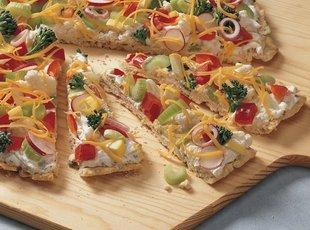 Fishy Fish Pizza Recipe