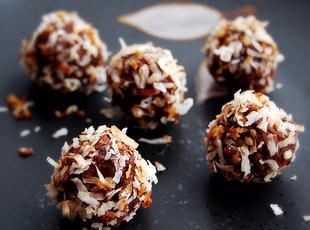 Almond Joy Truffles Recipe