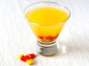 Candy Corn Screwdriver Recipe