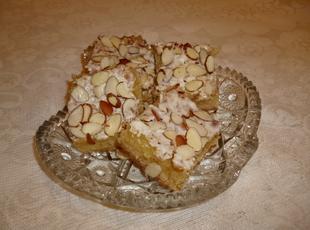 Elegant Almond Bars Recipe