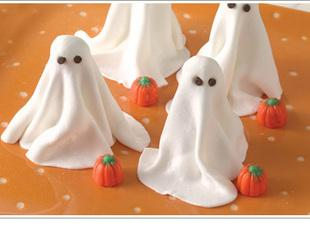 Sweet & Crunchy Ghosts Recipe