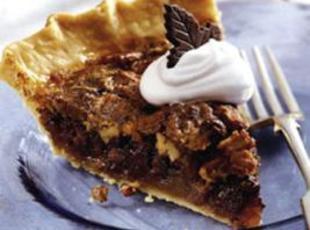 Chocolate-Bourbon-Pecan Pie Recipe