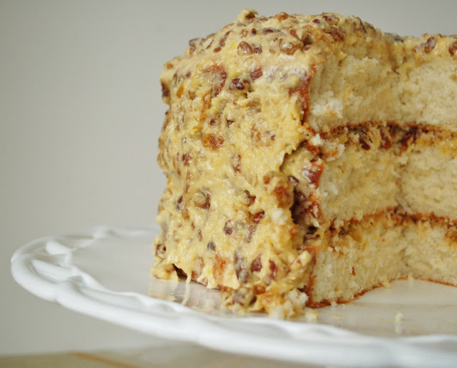Edna Lewis Cake Recipes