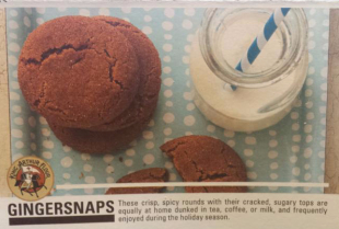 Ginger Snaps by King Arthur Flour Recipe