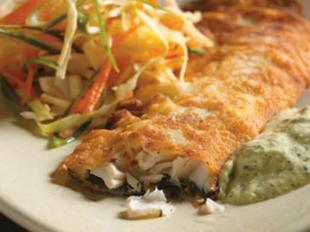 Chicken Fried Fish Recipe