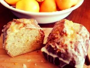 Outstanding Pineapple Orange Bread w/Citrus Glaze Recipe