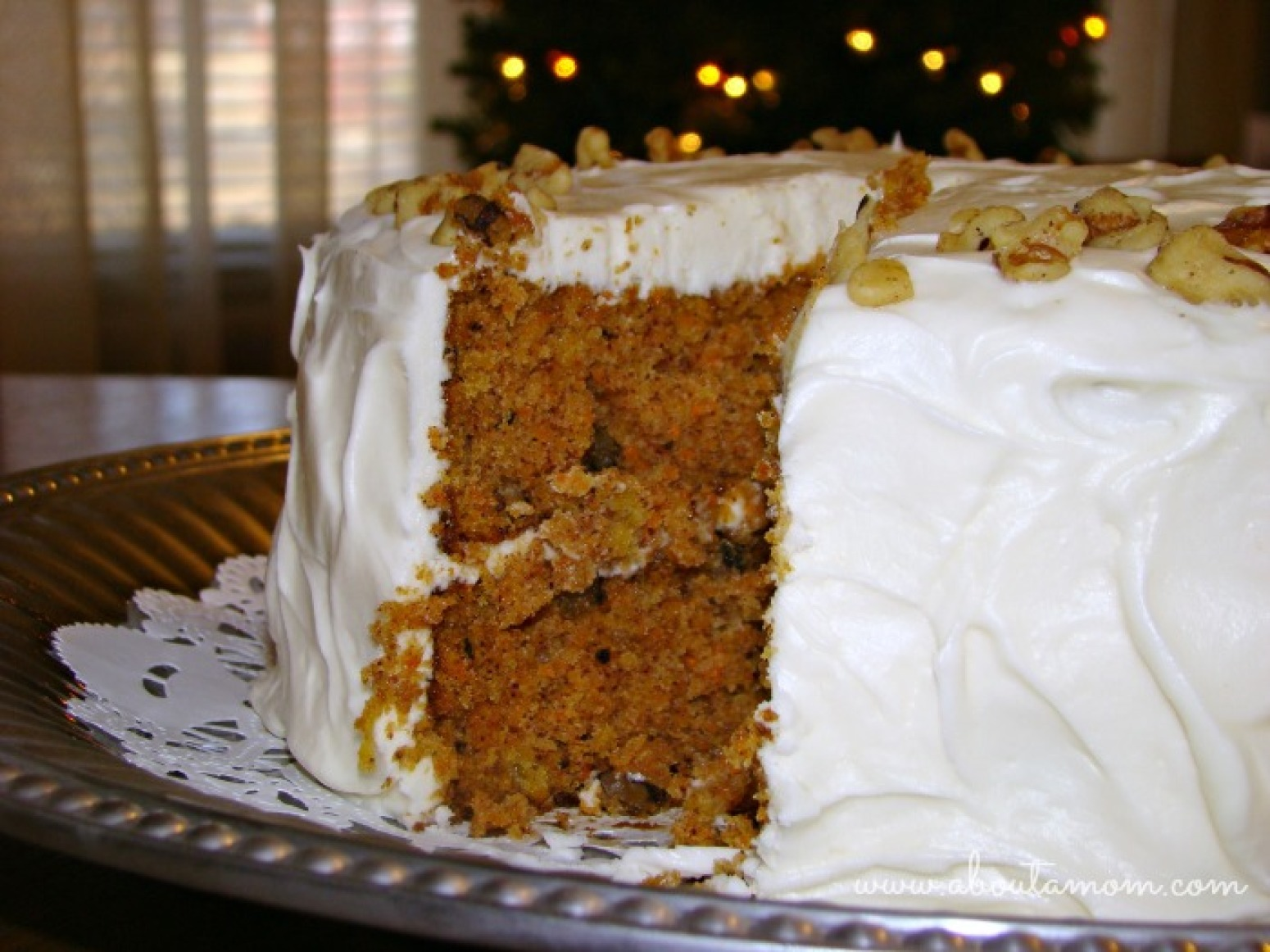 Carrot and Pineapple Cake Recipe 2 | Just A Pinch Recipes