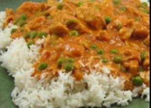 Monterey Chicken & Rice Recipe