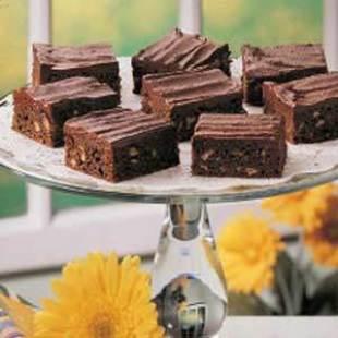 Treasured Brownies Recipe