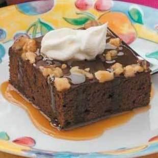 Caramel Fudge Brownies Recipe