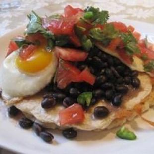 Huevos Rancheros,Kitchen Katerer's Style
