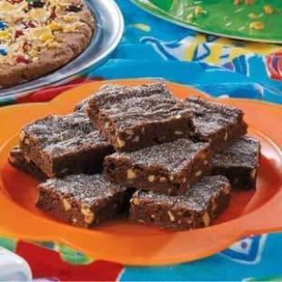 Cinnamon Brownie Bars Recipe