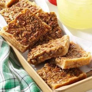 Pecan Pie Bars For A Crowd Recipe