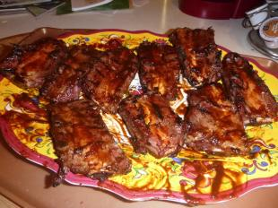 Up to Your Elbows BEEF RIBS!!! Recipe