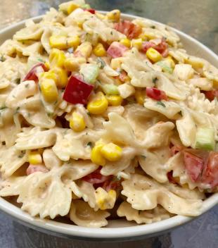 Nor's Pasta Salad Recipe