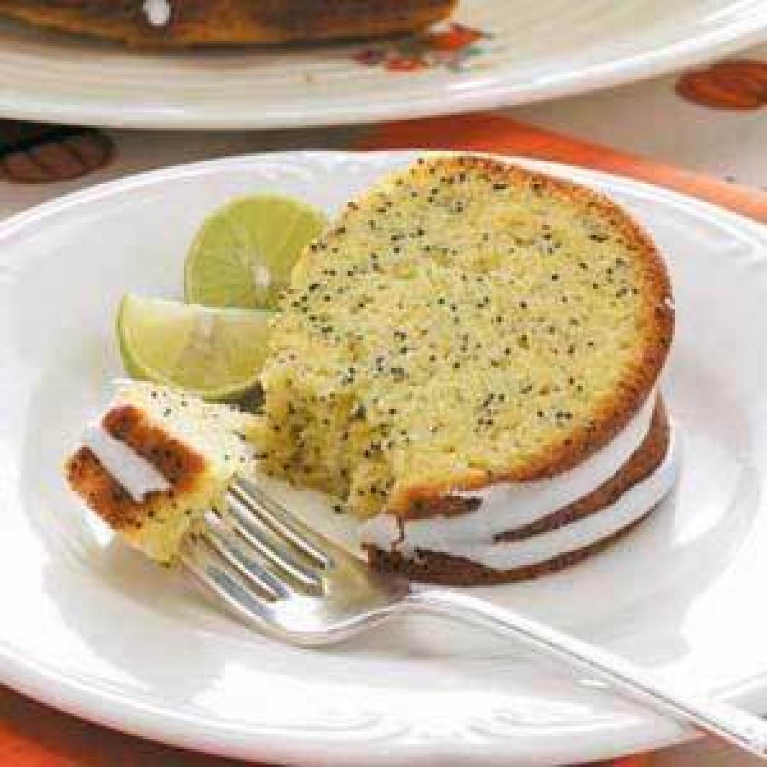 lemon lime poppy seed cake recipe just a pinch recipes