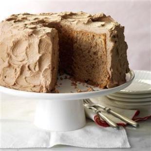 Chocolate Angel Cake Recipe