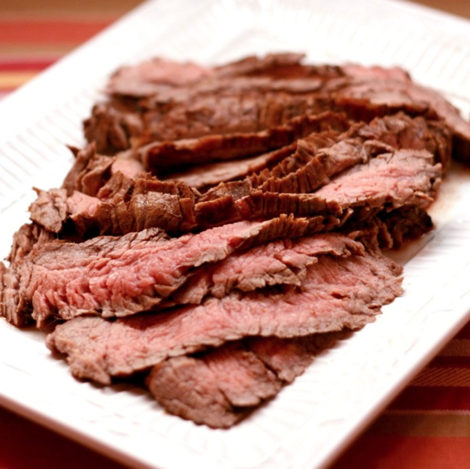 Sundried Tomato, Rosemary, and Balsamic Marinated Flank Steak Recipe ...
