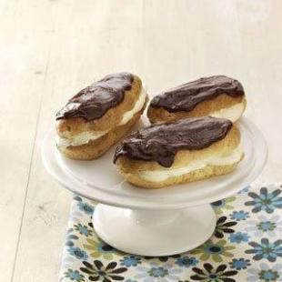 Chocolate Eclairs Recipe