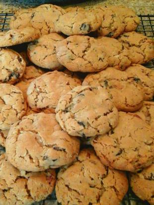 Garrison's Oatmeal Cookies Recipe