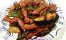 ~ Garlic Pork & Sugar Snap Peas ~ Recipe