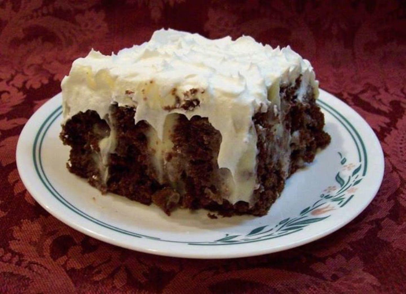 Box Cake Mix And Pudding Recipe