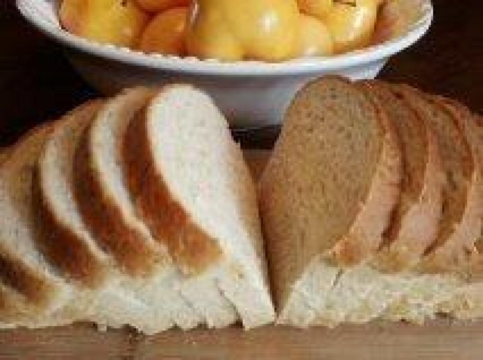 Fluffy, Light Honey Oatmeal Bread Recipe | Just A Pinch ...