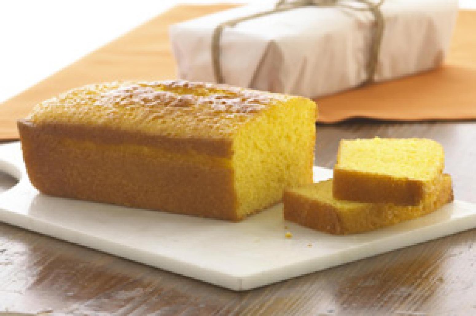 Kraft Recipes Lemon Cake: Triple Hit Lemon Loaves Recipe