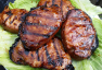 ~ Sherried Asian Chops ~ Recipe