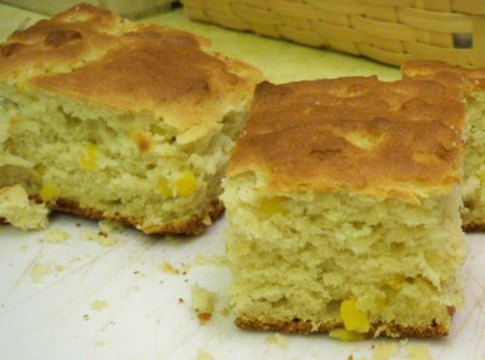 Masa Double Cornbread Recipe